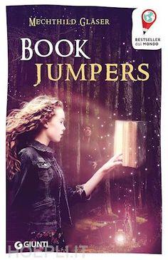 """Book jumpers"" Mechthild Glaser (Giunti)"