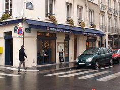Breizh Cafe - Great place for crepes in the 3E Arrondissement