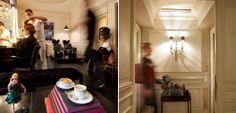 Christophe Robin - Hôtel le Meurice, Paris / Salons in Paris (The Leading Salons of the World)