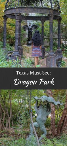 Dragon Park might just be Dallas' best kept secret. Dive into the history and find out some things to do in Dragon Park in this Dallas travel guide. Texas Vacations, Texas Roadtrip, Texas Travel, Travel Usa, Family Vacations, Aloha Travel, Texas Tourism, Passport Travel, Family Getaways