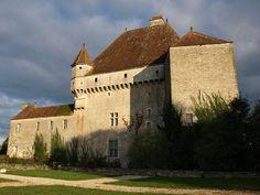 Château de Rosières ~ Côte d'Or ~ France