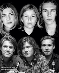 Hanson then and now