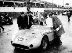 Maserati 300S Chassi 3062  05/07/1964 - Prêmio Vitória da Democracia - Interlagos - São Paulo - Brasil. #15 - Maserati 300S/3062 de Eduardo Celidônio. (Acervo Pessoal de Paulo Peralta) Felipe - Álbuns da web do Picasa