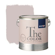 Histor The Color Collection muurverf shadow pink 2,5 liter