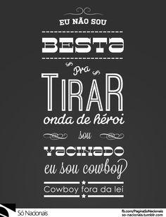 COWBOY FORA DA LEI - Raul Seixas Facebook[x] Twitter[x] Instagram[x]                                                                                                                                                      Mais