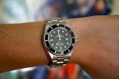 Rolex SeaDweller wriststhot