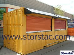 Storstac Shipping and Storage Containers storstac on Pinterest