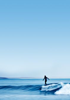 blue / @SingleFin_