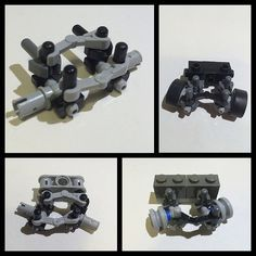 Steering solution for small scale lego vehicles | Steering s… | Flickr
