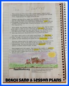 Reading Response Homework That's Fun! | Minds in Bloom