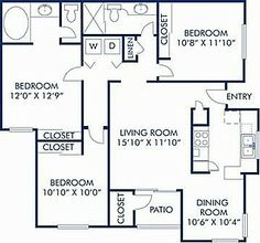 $769+/mo. 3 br, 2 br. Camden Commons, 6530 Annie Oakley Dr, Henderson, NV 89014. N. Green Valley & E. Sunset
