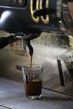 Enjoy a great coffee