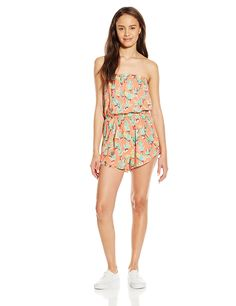 7d716253df8 Amazon.com  Billabong Junior s Keep It Cool Romper