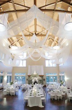 Wedding reception idea; Bamber Photography