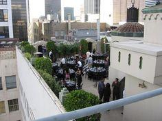 Oviatt Penthouse- most affordable rooftop venue in LA