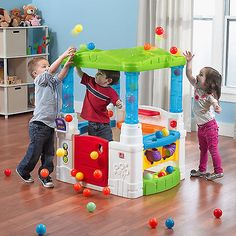 New Kids Activity Toys Wonderball Fun House Indoor Games Childrens Play Gift in Toys u Games Outdoor Toys u Activities Garden Games u Activities