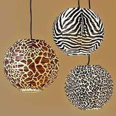 Decorating with animal prints - Animal Print_Lantern.jpg