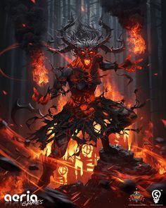 Master-CazCaz: quarkmaster: Witch 4, 3 Bryan Sola
