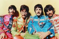 Sgt. Pepper's Lonely Hearts Club Band.