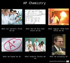 How much Chemistry is in AP Biology?