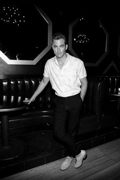 Chris Pine attends the premeire of his new film 'Hell Or High Water' at Alamo Drafthouse on July 25 2016 in Austin Texas
