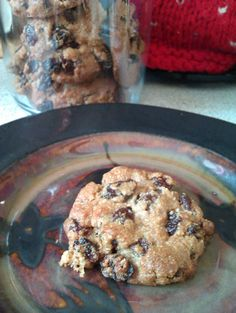 Primal Spicy Raisin Cookie