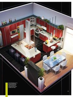 Фотография Sims 4 House Plans, Sims 4 House Building, House Floor Plans, Sims 4 House Design, Tiny House Design, Sims 3 Houses Ideas, House Ideas, Sims 4 Kitchen, Sims 4 Bedroom