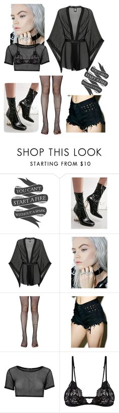 """Alternative Fashion at outdoor concerts"" by bokye-354 ❤ liked on Polyvore featuring Native State, Current Mood, Killstar, Music Legs, Boohoo, Mosmann, 60secondstyle and outdoorconcerts"