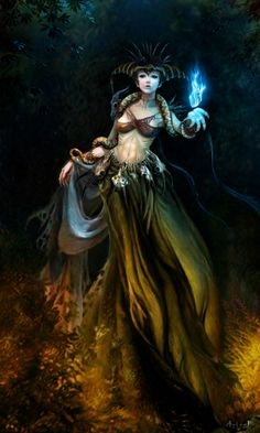 Gothic VooDoo by ~ninejear on deviantART