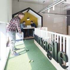 A meeting room within a room. Meeting booths give the 'out of the office' buzz to any meeting or…even somewhere to work quietly alone. With its pitched roof design, shack enhances that 'out of the office' psychology. Shack can be configured to accommodate 2,4,6,8 and so on. Designer's comment: We all have that inbred 'primitive roof over the head, beat the elements' instinct. Renowned designer Paul Smith had a purpose made shed built as an office retreat! (link). We think we should develo...