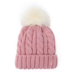GET $50 NOW   Join RoseGal: Get YOUR $50 NOW!http://m.rosegal.com/hats/winter-casual-fuzzy-ball-hemp-765690.html?seid=7803977rg765690