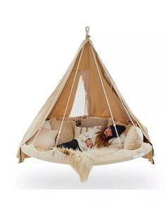Hanging Hammock, Hammock Stand, Hanging Beds, Outdoor Hanging Chair, Outdoor Hammock Bed, Bedroom Hammock, Hanging Furniture, Space Furniture, Unique Furniture