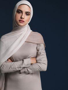 The Drop Waist Abaya