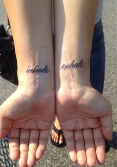 Hot quote tattoo for girls #quote #tattoo www.loveitsomuch.com