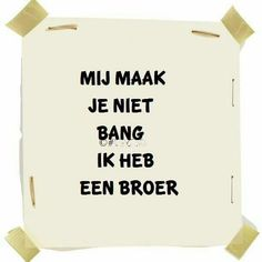 Broer Dutch Words, Word Poster, Words Worth, More Than Words, Family Quotes, Spelling, Life Lessons, Feel Good, Best Quotes