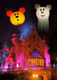 It's spooktacular in Orlando during the fall!