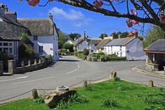 Crantock Village