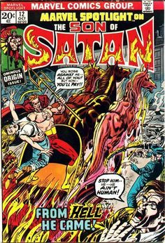 1st Son of Satan...