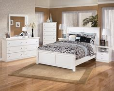 White Full Size Bedroom Furniture   Americas Best Furniture Check More At  Http://