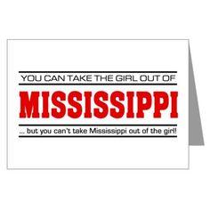 'Girl From Mississippi'