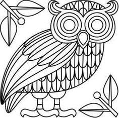 Athena's Owl_image from Urbanthreads.com