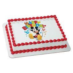 Disney's Mickey & Friends Happy Birthday by CakesPopsCupcakes, $7.95