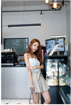 Dolly look for a hot day
