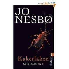 Jo Nesbo- Kakerlaken (Harry Holes zweiter Fall)