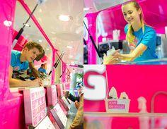 ico Design - Snog Pure Frozen Yogurt Brand