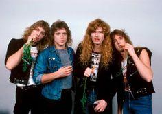 Megadeth + Carrots