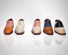 Florsheim hired Paul & Eddy, co-owners of Odin, to execute a pop-up shop. It features Florsheim by Duckie Brown, Florsheim Limited, select styles from the core collection & secondary product categories specially designed by Paul & Eddy
