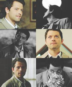 Castiel, Castiel, Castiel... I could say his name all day. it's so lovely<< Dean is that you???