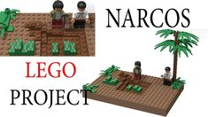 Narcos lego project by Brick Designer Please Subscribe