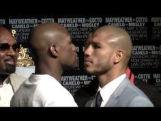 Floyd Mayweather Jr. vs. Miguel Cotto: The Final Presser @ FightFan.com